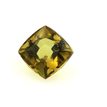 1.00CT. GRENNISH GOLDEN APATITE . VS
