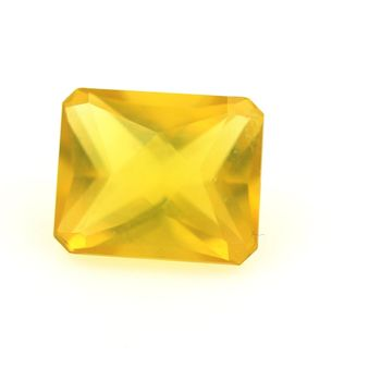 3.49CT.  YELLOW OPAL . FL