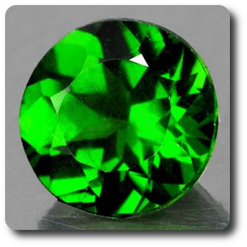 0.29 cts CHROME DIOPSIDE .IF