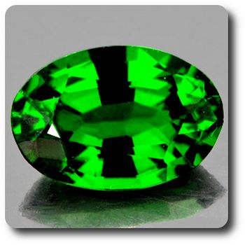 0.47 cts CHROME DIOPSIDE .IF