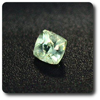 0.15CT. GREEN ZOISITE . IF