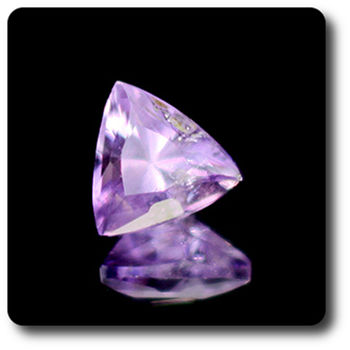 0.27 cts  SCAPOLITE VIOLET . IF