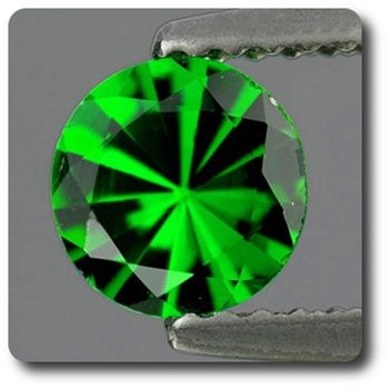 0.35 cts CHROME DIOPSIDE .IF