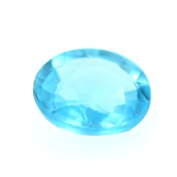 0.50CT. PARAIBA BLUE APATITE . IF