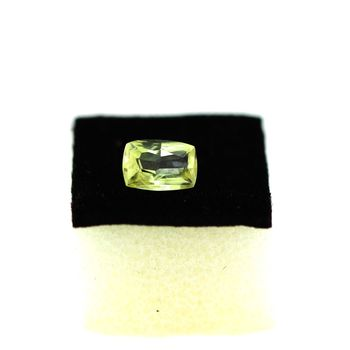 0.55CT. GREENISH YELLOW APATITE . VS