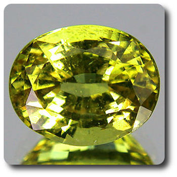 1.48CT. GOLDEN YELLOW BERYL . VVS