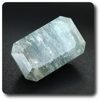 6.68CT. NATURAL BLUE AQUAMARINE