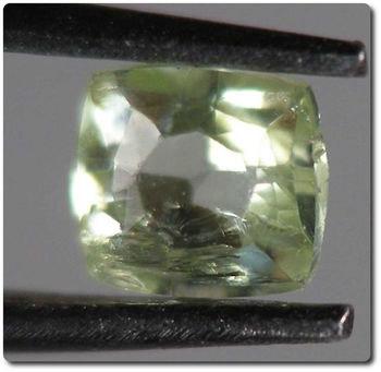 0.21 cts  DIOPSIDE .VS