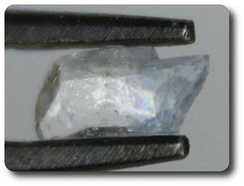 0.04 CTS. CARLETONITE