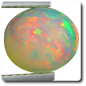 1.41CT.  NATURAL MULTICOLOR OPAL