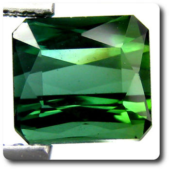 1.60CT. GREEN TOURMALINE. VVS