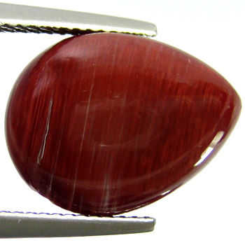 9.90 cts  ANDESINE ROUGE . VVS