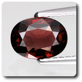 1.05 cts  SPINELLE ROUGE. VVS