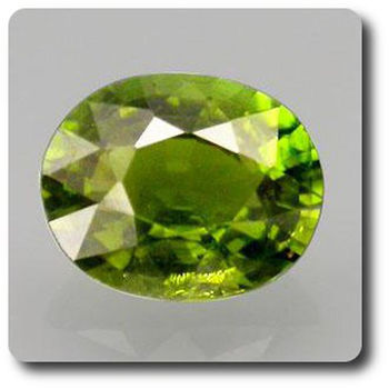 1.13CT. CHROME TOURMALINE. VS