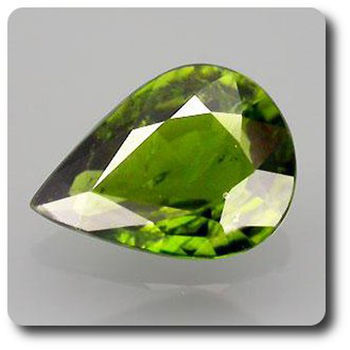 1.46CT. CHROME TOURMALINE. VS-SI