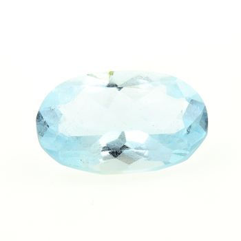 3.40 CT. NATURAL BLUE AQUAMARINE. VVS