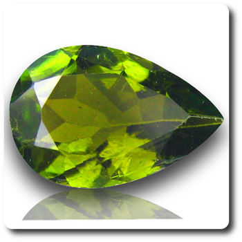1.58 CT. GREEN TOURMALINE