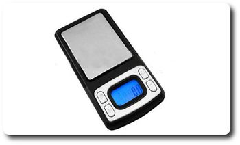 Digital 200 x 0.01g Jewelry Pocket weight Balance Scale