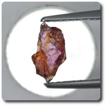 0.83 cts SAPPHIRE CRYSTAL