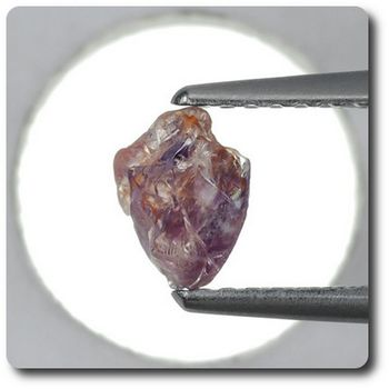 0.85 cts SAPPHIRE CRYSTAL