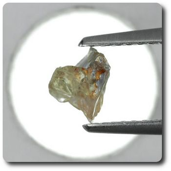 0.77 cts SAPPHIRE CRYSTAL