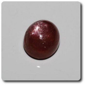 1.49 CT.  RED STAR RUBY