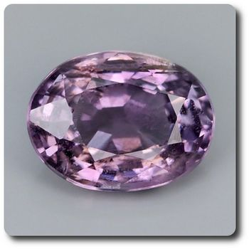 1.28 CT. PURPLE SPINEL . SI2