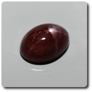 1.18 cts  RUBIS ETOILE ROUGE