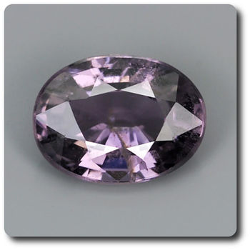 1.03 CT. PURPLE SPINEL . SI1