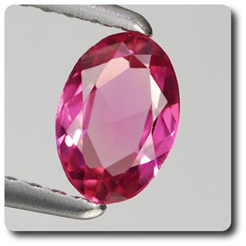 0.37 cts TOURMALINE ROSE . VVS1