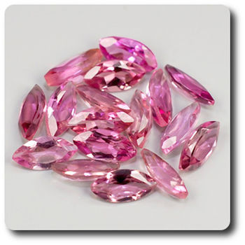 2.19 CT. 17 pcs. PINK TOURMALINE