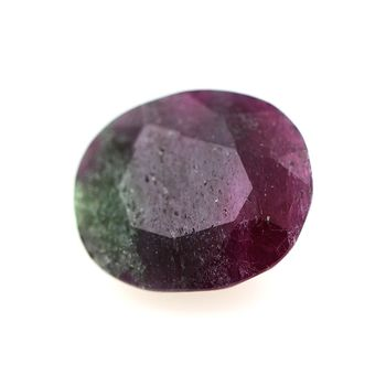 5.24 CT.  RUBY & ZOISITE