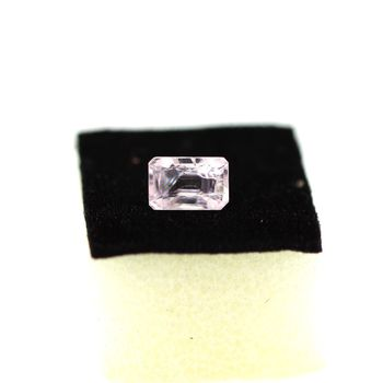 1.26 cts MORGANITE ROSE . SI1