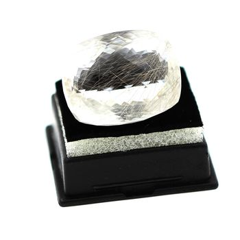 77.88 CT. NATURAL RUTILE QUARTZ. VVS