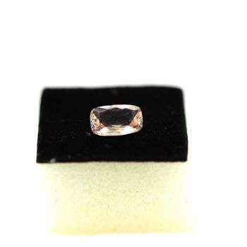 0.88 cts MORGANITE ROSE . VS2