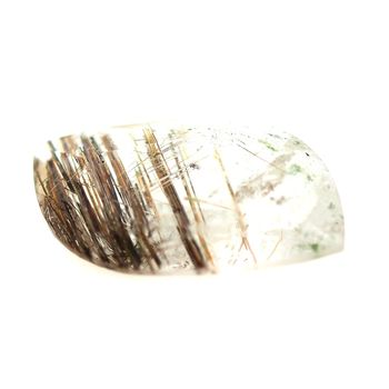 9.70 CT. NATURAL RUTILE QUARTZ