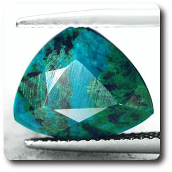 5.77 cts  CHRYSOCOLLE