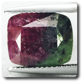 6.46 CT.  RUBY ZOISITE ANYOLITE