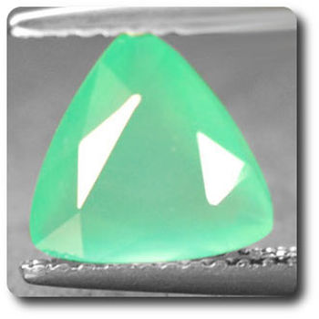 1.79 CT. GREEN AGATE . VVS1