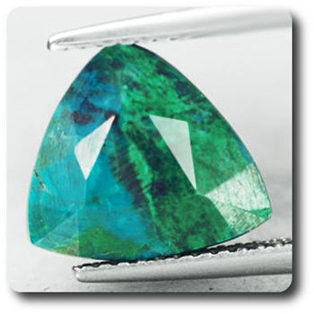4.71 cts  CHRYSOCOLLE