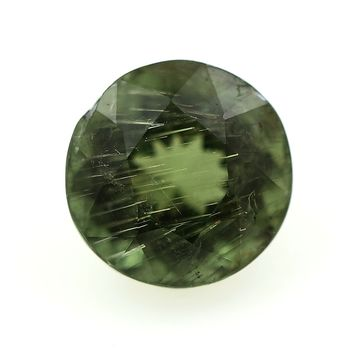 1.60 CT. GREEN APATITE . VS2