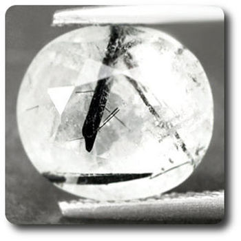 4.01 CT. NATURAL RUTILE QUARTZ