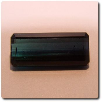 2.95 CT. INDICOLITE TOURMALINE. VS2