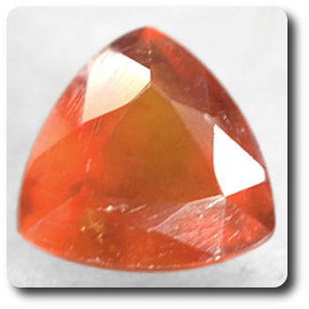 3.53 cts GRENAT HESSONITE  . VS2
