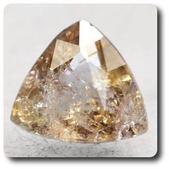 2.33 CT. COLOR CHANGE AXINITE (Fe) . SI1
