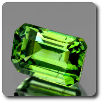 1.00 CT.  DEMANTOID GARNET. VVS