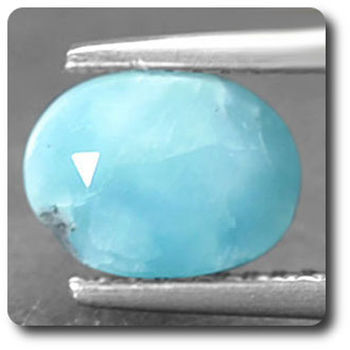 1.74 CT.  BLUE LARIMAR