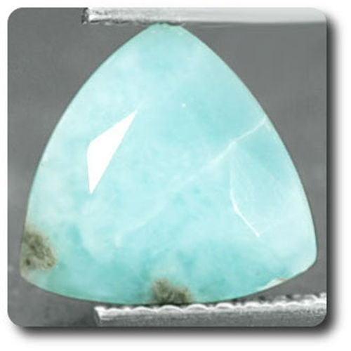 2.03 CT.  BLUE LARIMAR