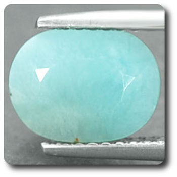 2.36 CT.  BLUE LARIMAR