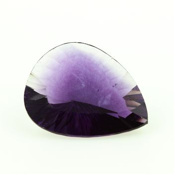 34.56 CT. NATURAL PURPLE  FLUORITE. VVS1